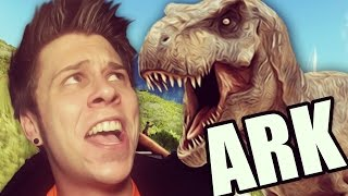 DINOSAURIOS AGRESIVOS | Ark Survival Evolved