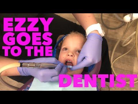 ESME GOES TO THE DENTIST_Best videos: Dentist