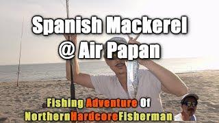 Mersing Malaysia  city pictures gallery : Malaysia Fishing Trip: Spanish Mackerel Caught at Air Papan Beach, Mersing | FishingAdvNHF