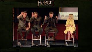 The Hobbit Fan Event Highlights [HD]