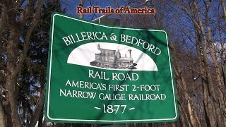 Bedford (MA) United States  city pictures gallery : Rail Trails of America - The Bedford Narrow Gauge Rail Trail - Bedford, MA