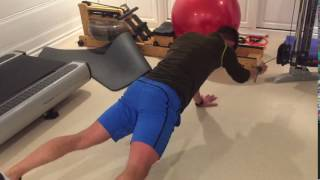 VIDEO: High Plank Cable Pull