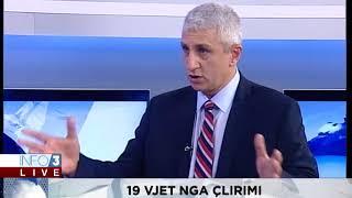 Rtk3 biseda në studio: Uk Lushi - 19 vjet nga çlirimi 12.06.2018