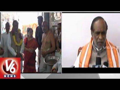T BJP Lakshman demands 1 crore Ex gratia to SI Siddaiah family 13042015