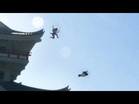 Ninja Schoolgirls  nbsp Japanese High School students Chase