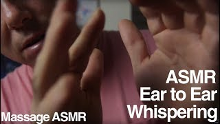 ASMR Hand Movements, Whispering & Relaxation with a light hypnotic values to help you relax and help you find answers to any problems you might have.  I want to say thanks to everyone for supporting me
