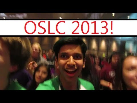 oslc - I went to the 35th Annual Ontario Student Leadership Conference! So many laughs, great speakers, and the best of friends made it an unforgettable experience!...