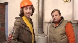 Консервация дома на зиму, вопросы временного отопления