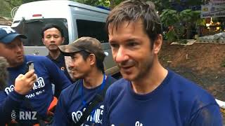 Video Diver who helped rescue Thai boys describes the 'miracle' operation MP3, 3GP, MP4, WEBM, AVI, FLV Desember 2018