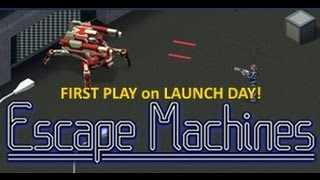 Видео Escape Machines