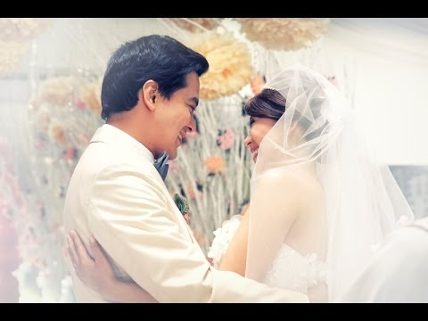 geronimo - Miss nyo na ba si Miggy at Laida? Balikan ang kanilang wedding with this behind-the-scenes video! :) Gusto mo pa ba ng videos ni Sarah? Visit this link: http...