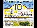 rallye(R) sarrians 26 octobre
