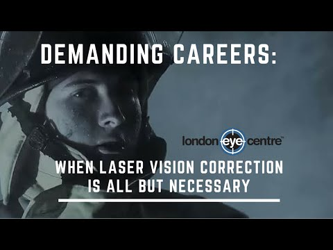 Demanding Careers TV Ad