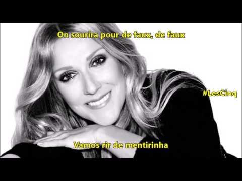 Celine Dion - Ma faille (Legendado PT-BR)