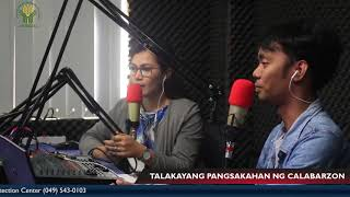 Episode 27 with DA Office of Special Concerns Agriculturist