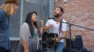 Fan(me) Singing Heart's on Fire with Passenger & Stu Larsen in LA