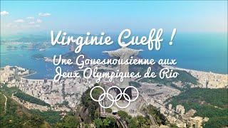 Gouesnou France  City pictures : Virginie Cueff! Une Gouesnousienne aux Jeux Olympiques de Rio - messages de soutien