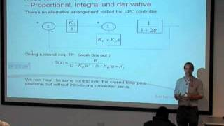 Control Systems Engineering - Lecture 11 - Controllers