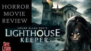 Nonton Edgar Allan Poe S Lighthouse Keeper   2016 Vernon Wells   Horror Movie Review Film Subtitle Indonesia Streaming Movie Download