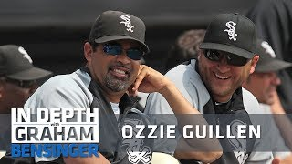 Ozzie Guillen on what managerial approaches he acquired from other MLB coaches, why he only sometimes valued scouting reports and why he treats his players like family.Want to see more? SUBSCRIBE to watch the latest interviews: http://bit.ly/1R1Fd6w Episode debuted nationwide in 2011.Watch full episodes each week on TV stations across the country. Find the airing time and channel for your city:http://www.grahambensinger.com/index.php/when-where-watchConnect with Graham:FACEBOOK: https://www.facebook.com/GrahamBensingerTWITTER: https://twitter.com/GrahamBensingerINSTAGRAM: https://www.instagram.com/grahambensingerWEBSITE: http://www.grahambensinger.com/