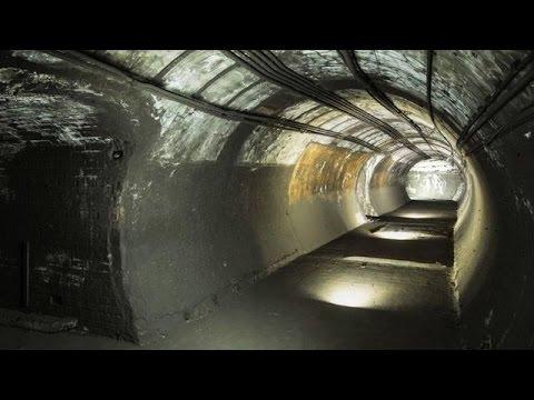 Großbritannien: Geister-U-Bahn-Stationen in London  ...