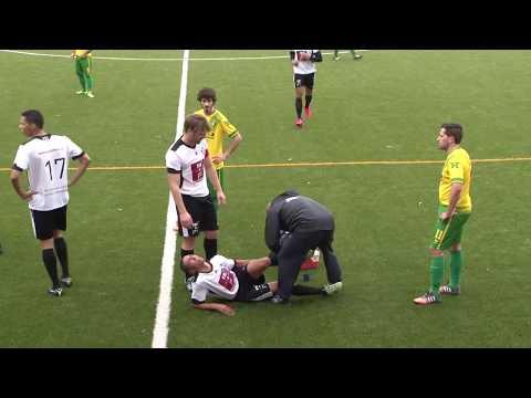 20-03-2016 - GDSC Alvarenga 2 x 0 São Martinho - Portugal AF Aveiro 2ª Divisão (1ª Parte)