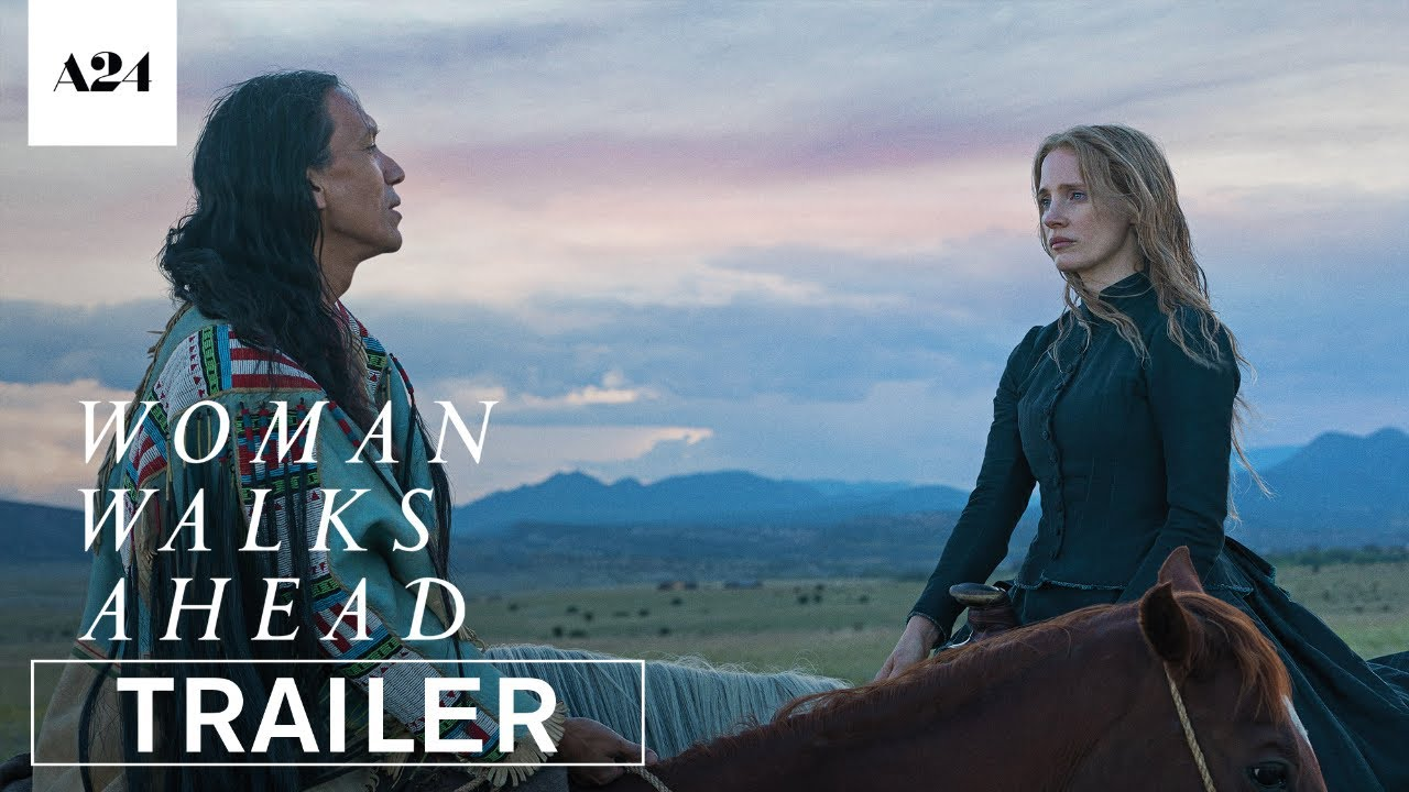 Jessica Chastain Defies the Times in Biographical Drama 'Woman Walks Ahead' (Trailer) with Sam Rockwell & Ciarán Hinds