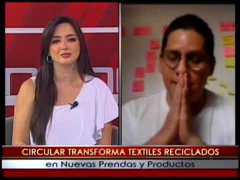 Circular transforma textiles reciclados en nuevas prendas y productos