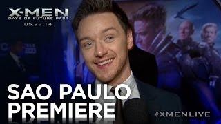 X-Men: Days of Future Past | Sao Paulo Premiere Highlights
