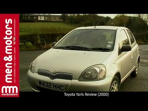 Toyota Yaris Review (2000)