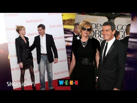 Irreconcilable Differences - For more entertainment news: http://www.sheknows.com/sheknowstv/the-buzz Melanie Griffith has filed for divorce from husband of 18 years, fellow actor Antoni...