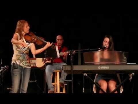 Kayla Paige Fuhst  with Daisy Jopling singing original song \