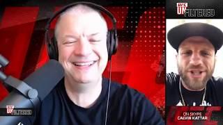 Unfiltered Episode 408: Calvin Kattar & Frankie Edgar by UFC