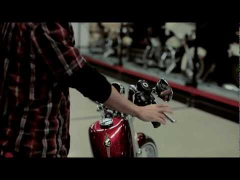 2012 Harley Davidson® XL1200V Sportster® Seventy Two™ official styling video