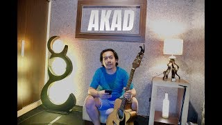 Payung Teduh - Akad (Cover) by Berutz Accoustic