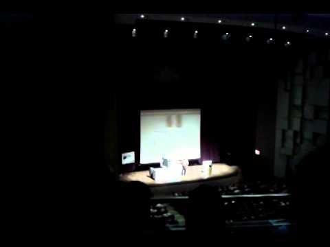 Altair na palestra do Clovis Tavares em 20.11.14