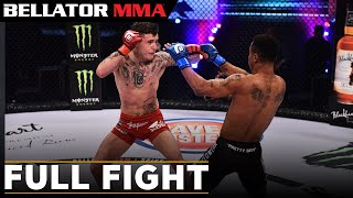 Video Bellator MMA: James Gallagher vs. Anthony Taylor FULL FIGHT MP3, 3GP, MP4, WEBM, AVI, FLV Desember 2018