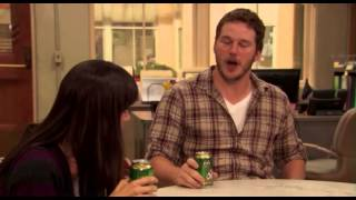 Parks and Recreation - April falls in love with Andy