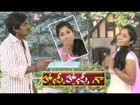 Happy Happy Ga || His Wife Eloper with Neighbour || Telugu Comedy Skits