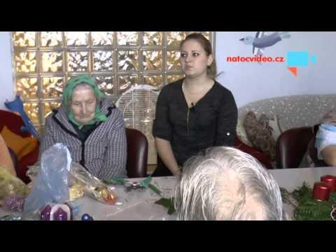 Adventní tvoření v MSSS Boskovice 24. listopadu 2015