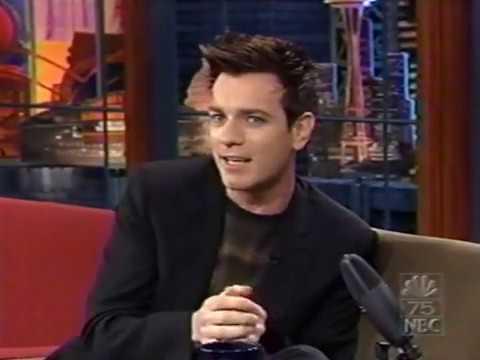Ewan McGregor on Tonight Show with Jay Leno - 2002