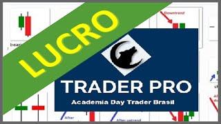 CANAL DAY TRADER BRASIL - Todos dias uma nova aula prática de day-trading e scalping com foco no tape-reading (leitura de...