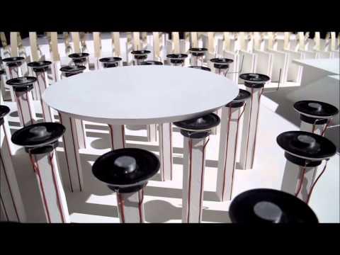 Atelier Blumer - USI AAM Master, Architetture auto-matiche, A.A.2013-14