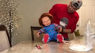 Video Unboxing My Chucky And Good Guy Doll!! MP3, 3GP, MP4, WEBM, AVI, FLV Juli 2018