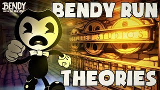 What does BINR tell us about Joey Drew Studios & the FUTURE of the Bendy franchise? (BATIM Theories)