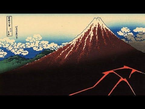 Суримоно японская гравюра (рассказывает профессор Евгений Штейнер)