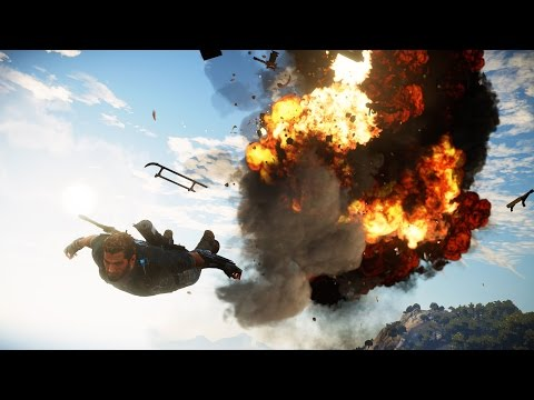 Just Cause 3 : vidéo de gameplay