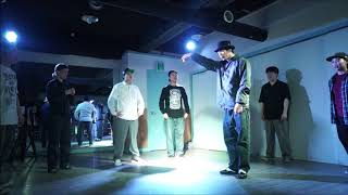 Jaygee – @ Boogaloos Class Cypher Solos