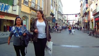 Walking around Las Palmas, the main city on the island of Gran Canaria in the Canary Islands. PLANNING A BUDGET...