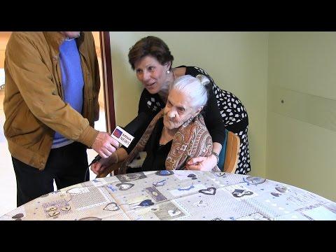 Patti, festeggia 106 anni nonna Francesca